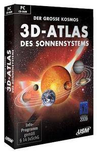 Der grosse Kosmos 3D-Atlas des Sonnensystems, (Article no. 90420160) - Picture #1