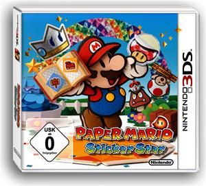 Paper Mario: Sticker Star (Article no. 90420559) - Picture #2