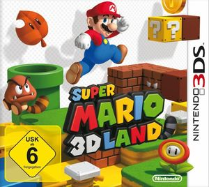 Super Mario Land 3D (3DS) DE-Version (Article no. 90420560) - Picture #2