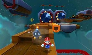 Super Mario Land 3D (3DS) DE-Version (Article no. 90420560) - Picture #5