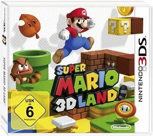 Super Mario Land 3D (3DS) DE-Version (Article no. 90420560) - Picture #1
