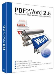PDF2Word 2.5 (item no. 90420754) - Picture #1