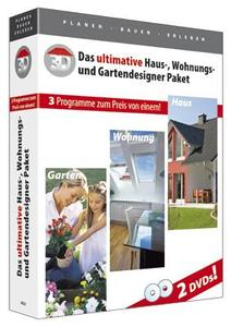 Das ultimative Haus-, Wohnungs-, Gartendesigner Paket (item no. 90420771) - Picture #1