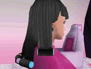 Barbie: Fashionista Inc. Nintendo DS, Deutsche Version (Article no. 90421004) - Picture #2
