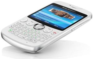 Sony Ericsson TXT weiss (Article no. 90421148) - Picture #1