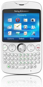 Sony Ericsson TXT weiss (Article no. 90421148) - Picture #2