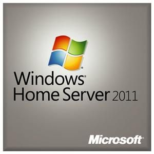 Microsoft Windows Home Server 2011 inkl. 10 Cals 64bit System Builder DE (Article no. 90421239) - Picture #1