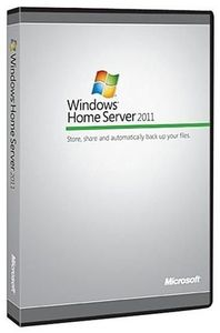 Microsoft Windows Home Server 2011 inkl. 10 Cals 64bit System Builder DE (Article no. 90421239) - Picture #2