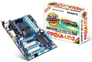 Gigabyte GA-990XA-UD3 Sockel AM3+ ATX (Article no. 90421280) - Picture #3