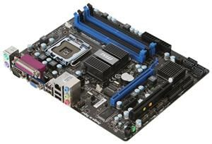 MSI G41M-P43 Combo Sockel 775 mATX (Article no. 90421352) - Picture #2