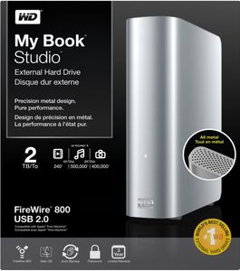 WD My Book Studio 2TB silber (Article no. 90421531) - Picture #5