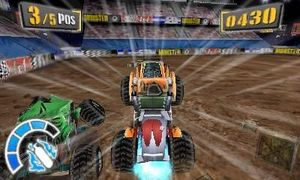 Monster 4 x 4 3D (item no. 90422197) - Picture #2