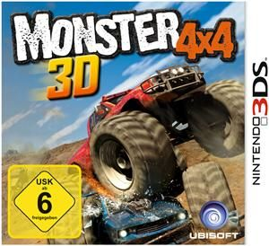 Monster 4 x 4 3D (item no. 90422197) - Picture #1