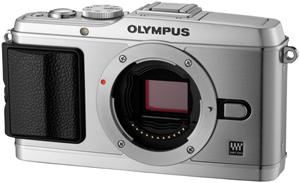 Olympus PEN E-P3 Body silber (Article no. 90422204) - Picture #1