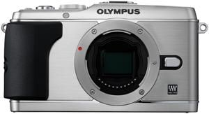 Olympus PEN E-P3 Body silber (Article no. 90422204) - Picture #4