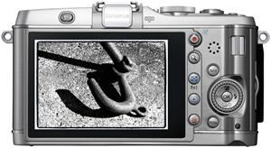 Olympus PEN E-P3 Body silber (Article no. 90422204) - Picture #3