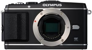 Olympus PEN E-P3 Body schwarz (Article no. 90422205) - Picture #1