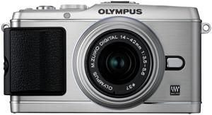 Olympus PEN E-P3 14-42mm Kit silber (Article no. 90422207) - Picture #5