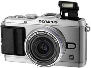 Olympus PEN E-P3 14-42mm Kit silber (item no. 90422207) - Picture #1