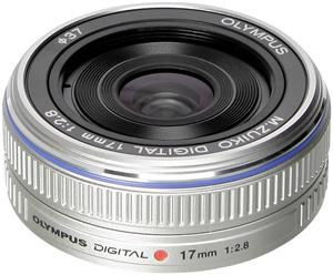 Olympus PEN E-P3 17mm Pancake Kit silber (Article no. 90422213) - Picture #3