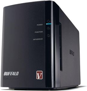 Buffalo LinkStation Pro Duo LS-WVL 2TB (Article no. 90422218) - Picture #2