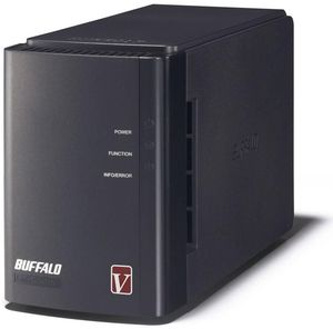 Buffalo LinkStation Pro Duo LS-WVL 2TB (Article no. 90422218) - Picture #1