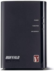 Buffalo LinkStation Pro Duo LS-WVL 2TB (Article no. 90422218) - Picture #3