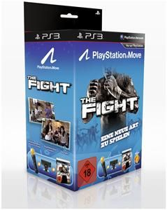The Fight Pack (Move) inkl. Move Motion Controller und Kamera  , (Article no. 90422325) - Picture #1