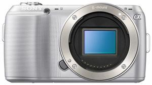 Sony Alpha NEX-C3KS 18-55mm Kit silber (Article no. 90422509) - Picture #2