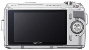 Sony Alpha NEX-C3KS 18-55mm Kit silber (Article no. 90422509) - Picture #3