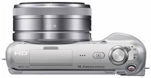 Sony Alpha NEX-C3KS 18-55mm Kit silber (Article no. 90422509) - Picture #5