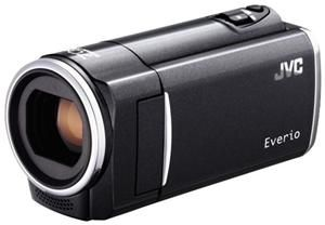 JVC Everio GZ-MS150HEU schwarz (Article no. 90422554) - Picture #2