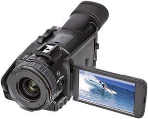 Sony HXR-NX70E schwarz (Art.-Nr. 90422582) - Bild #2