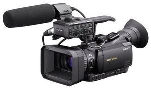 Sony HXR-NX70E schwarz (Art.-Nr. 90422582) - Bild #1