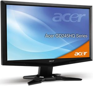 Acer GD245HQAbid schwarz inkl. 3D Brille (Art.-Nr. 90422798) - Bild #5