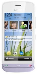 Nokia C5-03 lila (Article no. 90422849) - Picture #2