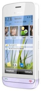 Nokia C5-03 lila (Article no. 90422849) - Picture #1