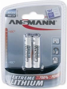 Ansmann Extreme Lithium Mignon (Article no. 90422886) - Picture #1