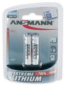 Ansmann Extreme Lithium Micro (item no. 90422887) - Picture #2
