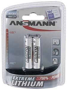 Ansmann Extreme Lithium Micro (item no. 90422887) - Picture #1