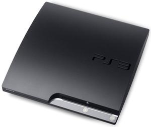 Sony PlayStation 3 slim 160 GB (K-Model) (item no. 90423052) - Picture #2