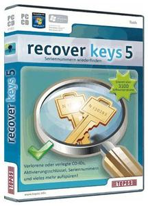 Recover Keys 5 (Article no. 90423167) - Picture #1