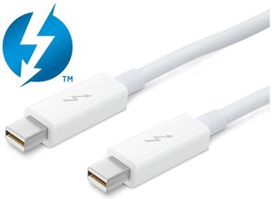 Apple Thunderbolt Kabel 2m (Art.-Nr. 90423289) - Bild #1