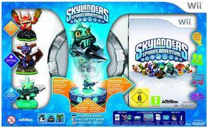Skylanders: Spyro´s Adventure (Starter Pack inkl. Figur) Nintendo Wii (Article no. 90423357) - Picture #1