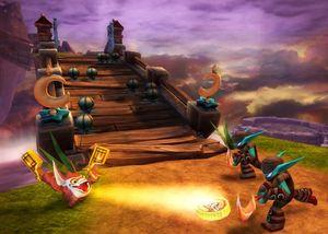 Skylanders: Spyro´s Adventure (Starter Pack inkl. Figur) Nintendo Wii (Article no. 90423357) - Picture #5