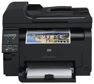 HP Color LaserJet Pro100 M175a (Article no. 90423586) - Picture #3