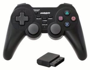 Joypad Snakebyte Black wireless (Article no. 90423774) - Picture #1