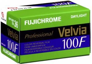 Fujifilm Velvia 100F Professional (Art.-Nr. 90423956) - Bild #1