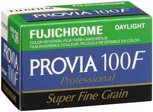 Fujifilm Provia 100F (Article no. 90423961) - Picture #1