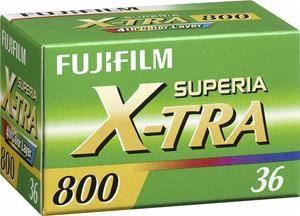 Fujifilm Superia X-TRA 800 (Article no. 90423988) - Picture #1
